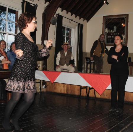 bahar sang:Zehra dance