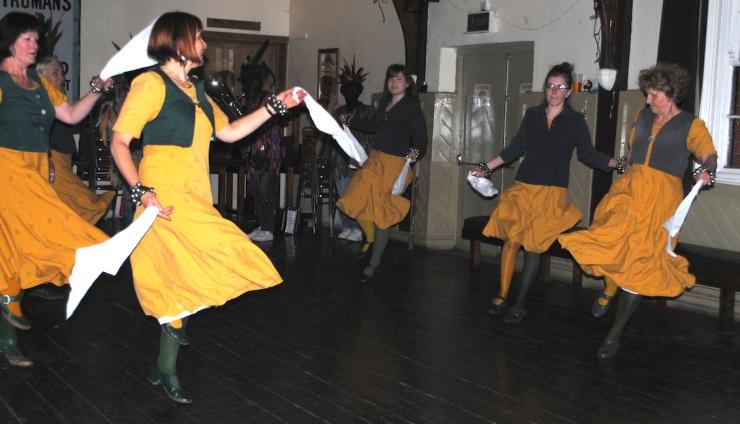 Rhod dance