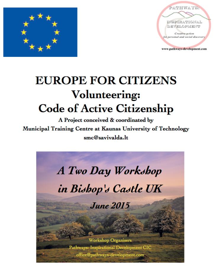 leaflet front cover