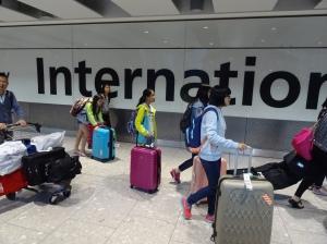 2 arrivals