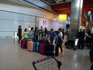 4 arrivals