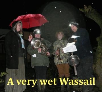 wet wassail